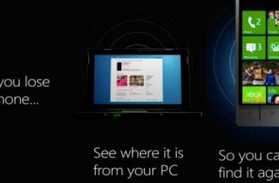 Windows Phone 7's 'Find My Phone' feature teased in Microsoft video