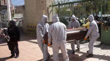 Bolivia police recover 420 dead in possible COVID-19 cases