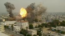 Israel and Hamas continue rocket attacks despite diplomacy