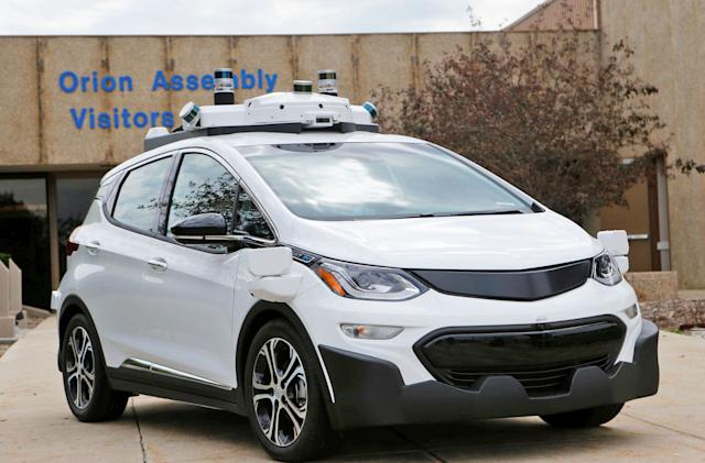 GM's Cruise buys LIDAR company to drastically cut self-driving costs