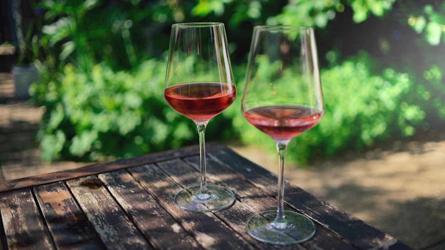 Rosé wine sales soar as Brits miss out on Med hols