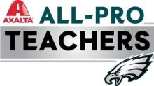 Imhotep Institute Charter High School teacher named 2020 Axalta All-Pro Teacher of the Year