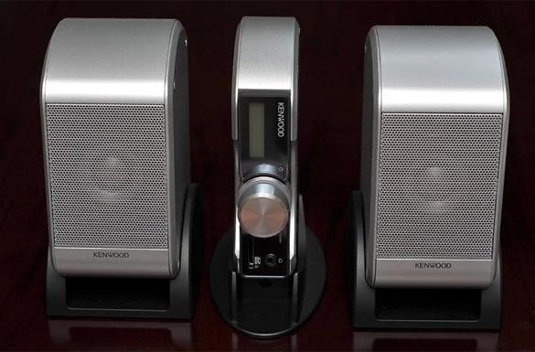 Kenwood's Prodino gets good marks for storage options, not so much for price