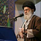 Khamenei plays down protests, says Iran enemies exploiting plane tragedy