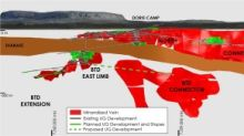 Doris Drilling Continues to Define Continuity of the High Grade BTD Extension; First Quarter 2019 Exploration Update