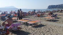 Caldo anomalo a Napoli, registrate massime autunnali di 27 gradi