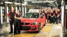 Holden closure ends Aussie auto industry