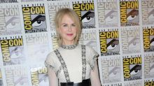 Nicole Kidman wears a Dior boho dress to Comic-Con — shop 13 similar dresses