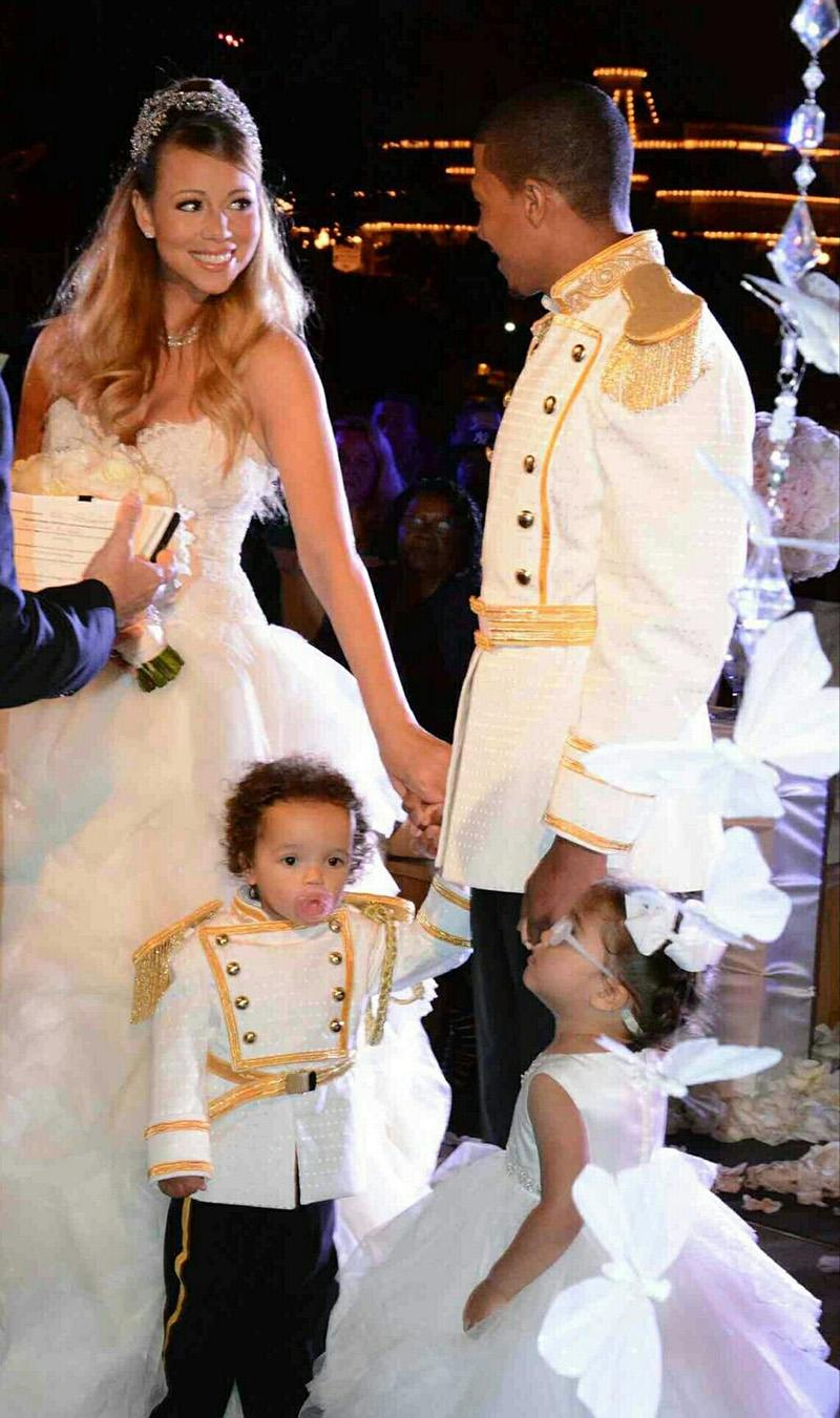 Nick Cannon And Mariah Carey Adulthood Difference
