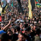 Israel strikes Islamic Jihad in Gaza as Hamas stays out of fighting