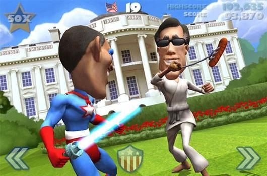 'Vote: The Game' is a political fighter from the Infinity Blade folks
