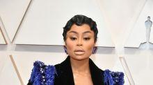 Blac Chyna riskiert in freizügigem Kleid einen Nippelblitzer bei den Oscars