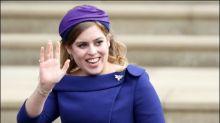 Queen-Enkelin Beatrice hat in aller Stille geheiratet