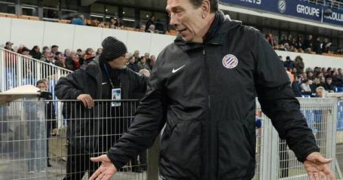 Foot - L1 - Montpellier - Jean-Louis Gasset (Montpellier) : «La honte»
