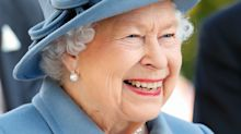 The Queen gives a glimpse of her personality at home