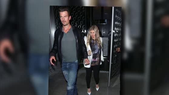 Fergie Looks Amazing on Her First Post-Baby Dinner Date With Josh Duhamel