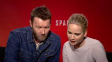 Jennifer Lawrence learns Katniss may have inspired #NeverAgain, is 'so impressed'