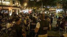 Covid-19: Prefeitura aumenta fiscalização em bares do Leblon após Rio registrar aumento na média móvel de mortes