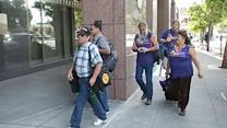 BART, unions negotiate late into Tuesday night