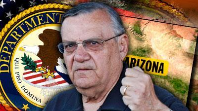 Ariz. Sheriff Arpaio 'will get his punishment'