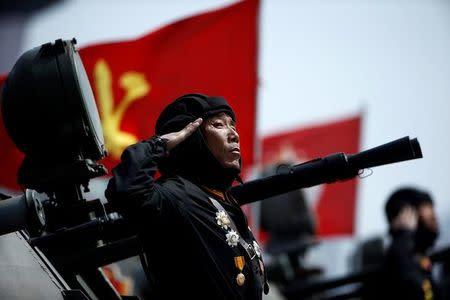 Corea del Sur, en alerta mientras Pyongyang prepara su aniversario militar