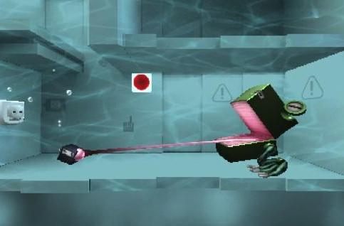 Cubic Ninja squares off this summer on 3DS