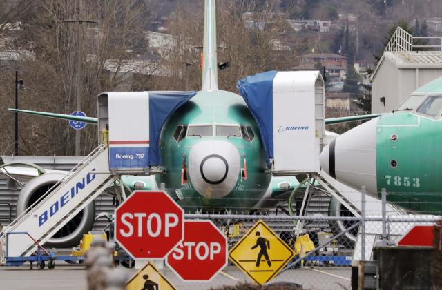 Boeing found another software bug on the 737 Max
