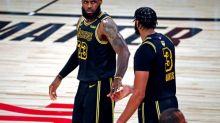 Basket - NBA - LeBron James : «J'espère qu'on sera meilleurs au match 3»