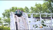 Local Man Marks Milestone For Kennywood's Jack Rabbit By Riding It 95 Times