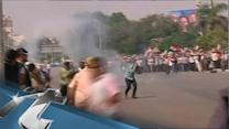 Egypt Breaking News: Egyptian Military Vehicles Deploy in Cairo Clashes