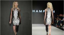 Boston bombing survivor walks runway at Vancouver Fashion Week