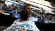 Estrellas de Barcelona y Real Madrid golean a Girona y Alavés y en Liga