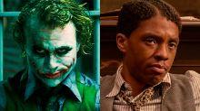 Chadwick Boseman se encamina al Óscar póstumo, repitiendo la misma historia de Heath Ledger