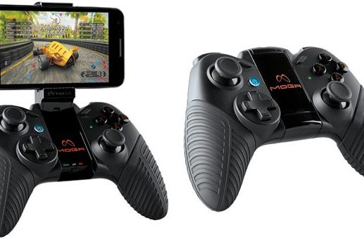 PowerA's Moga Android game controller grows in Pro model, arrives this spring