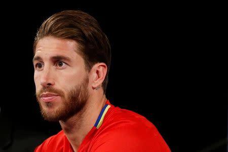 Ramos descansará frente al Alavés ante aluvión de partidos del Real Madrid