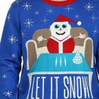 Walmart apologises over festive jumper showing Father Christmas with cocaine
