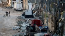 'Only God can help': forlorn families await Beirut blast missing
