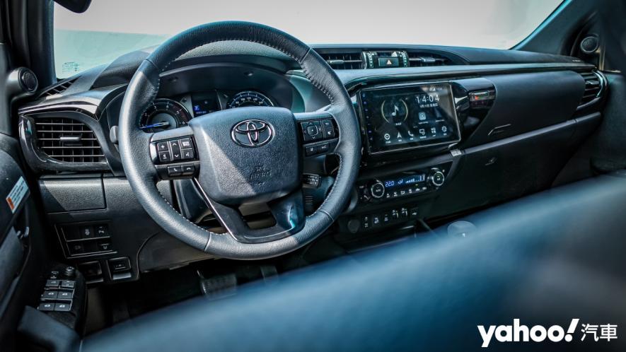 萬鈞之勢要輾壓的不只是惡地!2020 Toyota Hilux 2.8小改款西岸濱海試駕! - 16