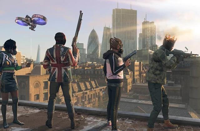 Multiplayer for 'Watch Dogs: Legion' arrives on March 9th