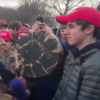 First Amendment Lawyers Say Covington Student Has No Case Against the Washington Post