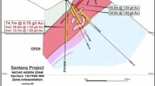 Minera Alamos to commence drilling aimed at expanding areas of defined gold mineralization at Santana/los Verdes Property, Sonora, Mexico
