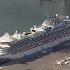 Japanese official defends country's quarantine of cruise ship