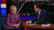Hillary Clinton calls Trump's U.N. speech 'very dark' and 'dangerous'