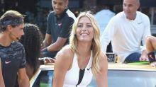 Maria Sharapova Wants to Win the Fashion Game, Too