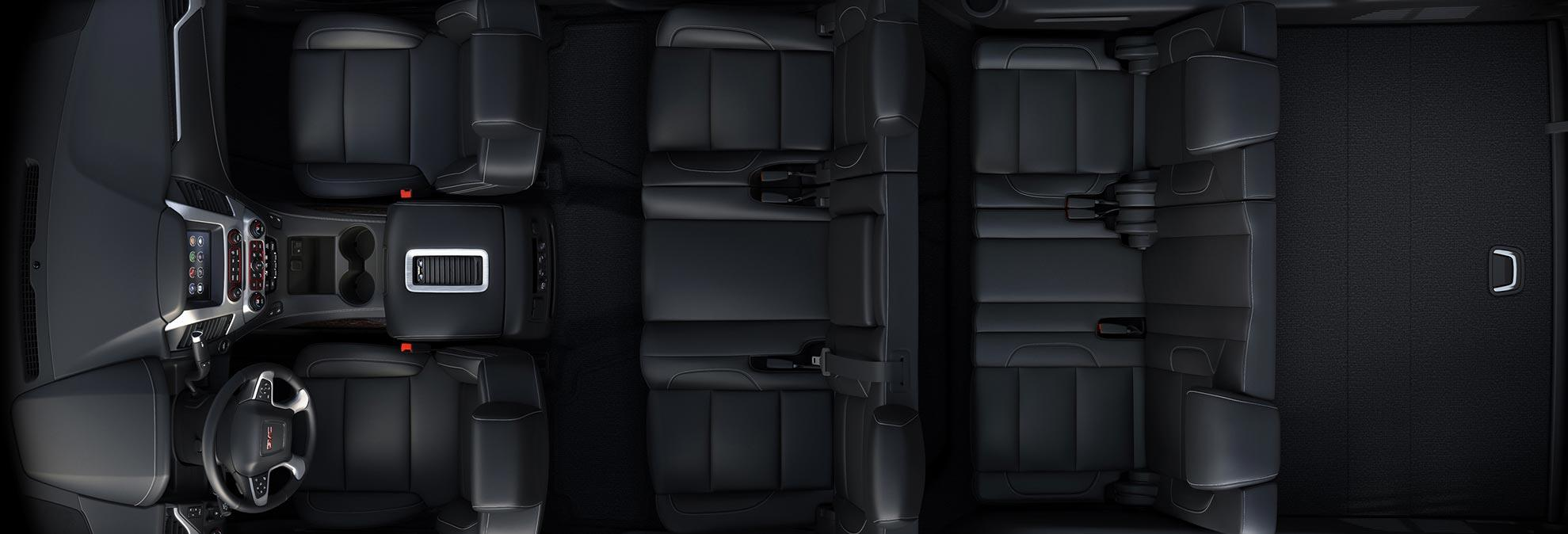 Buick Enclave Seating Capacity >> Cars, Minivans, and SUVs With the Best and Worst Third-Row Seats
