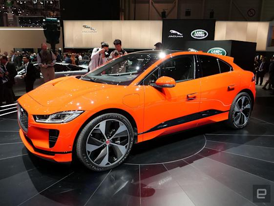 Jaguar's all-electric SUV will start at $69,500 in the US