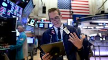 US STOCKS-Indexes fall, led by tech decline on mounting fears coronavirus could spread