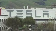 Tesla set to furlough workers and cut salaries