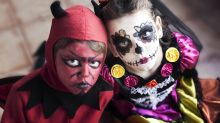 How scary is too scary for children at Halloween?