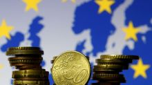 Euro zone current account surplus narrows further in May